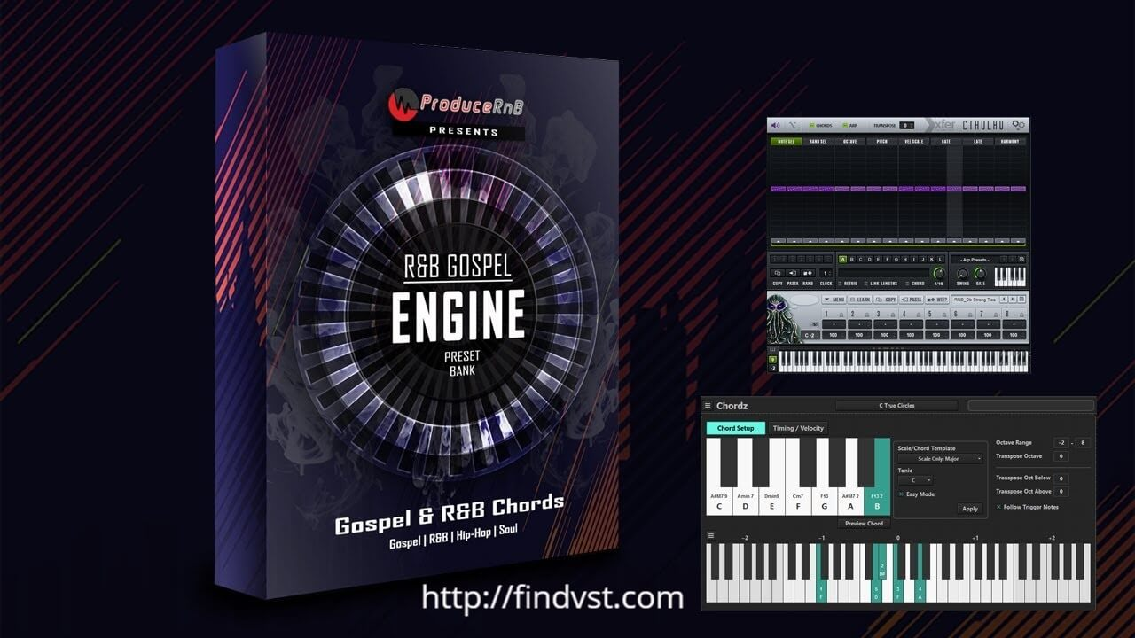 Chordz Presets Free License Key