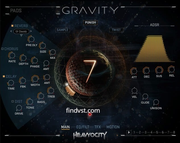 Heavyocity Gravity Free Serial Key Download Link