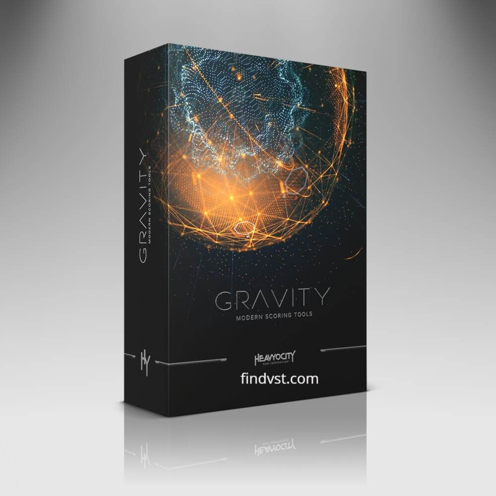 Heavyocity Gravity Torrent Free License Key