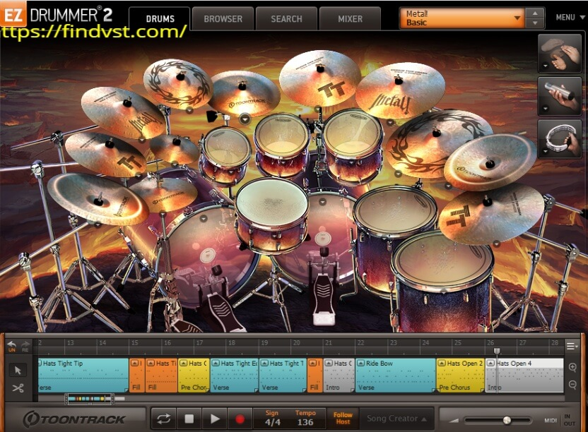 EZdrummer-download.